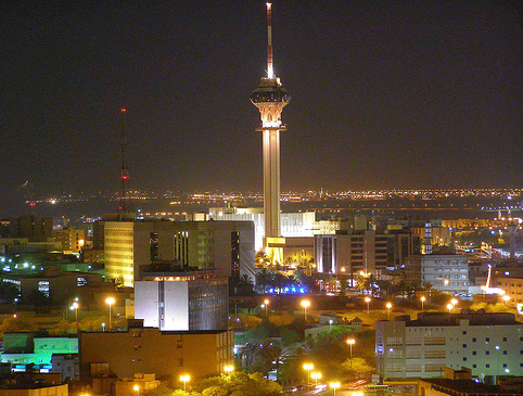Riyadh TV Tower in Riyadh - Saudi Arabia