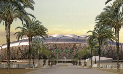 king abdullah stadium jeddah saudi arabia 7 The King Abdullah Sports City Jeddah   Saudi Arabia
