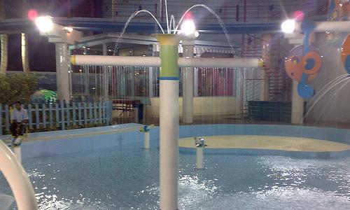 Stationary Fantasies Water Park Jeddah