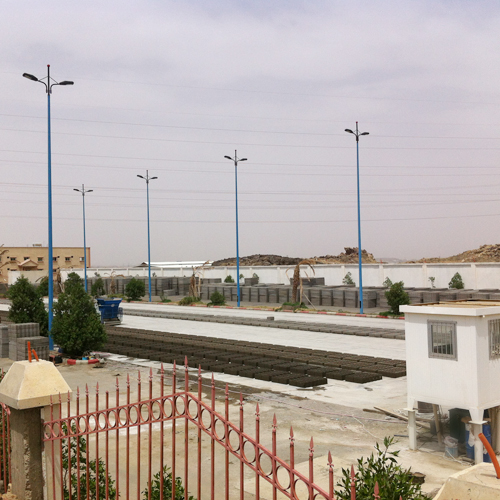 Block Factory in Khamis Mushait