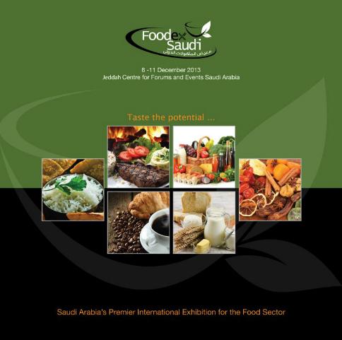 Foodex Saudi - Jeddah, Saudi Arabia