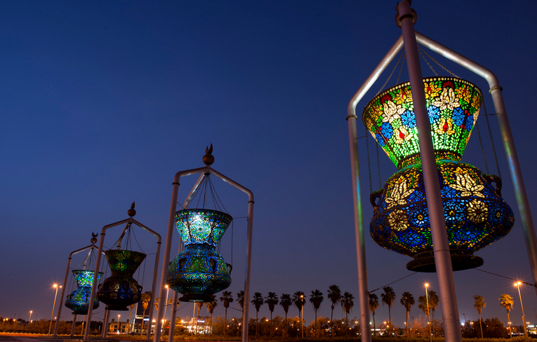 The Mamluk Lanterns