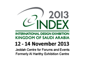 INDEX KSA Exhibition 2013 jeddah