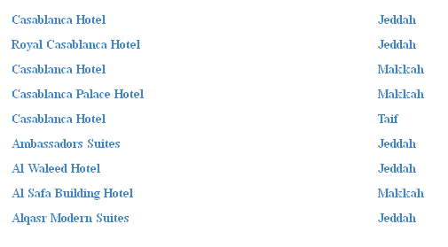 casablanca_hotel_jeddah_branches