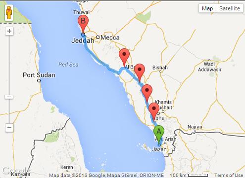 distance_from_jizan_to_jeddah