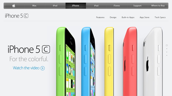 iPhone 5C Saudi Arabia