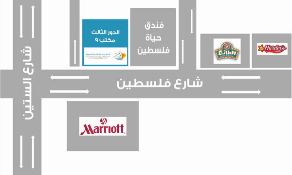 Jeddah Decor Map