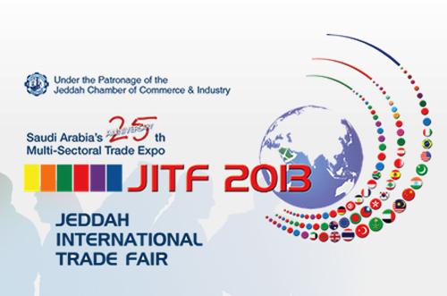 Jeddah International trade Fair 2013