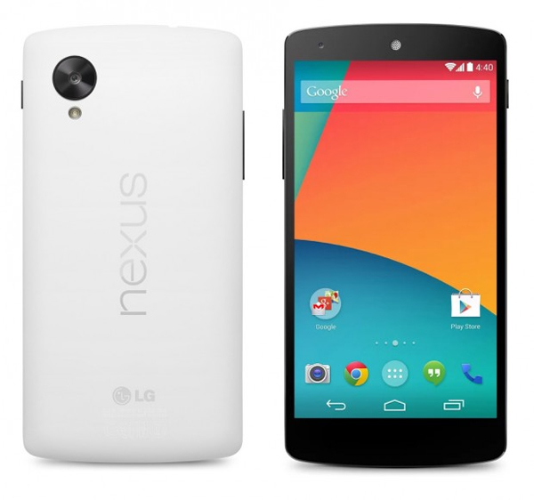 Google Nexus 5 price in Saudi Arabia