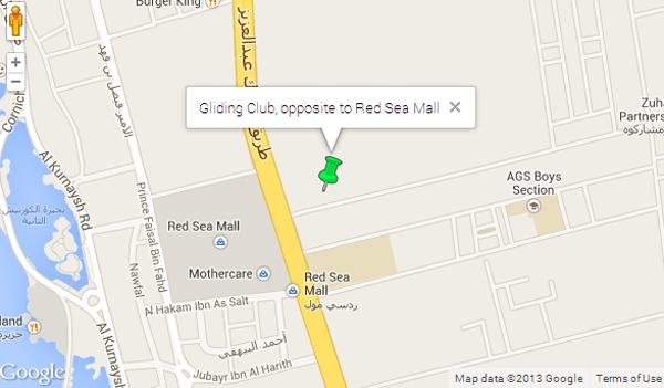 saudi_gymkhana_championship_jeddah_map