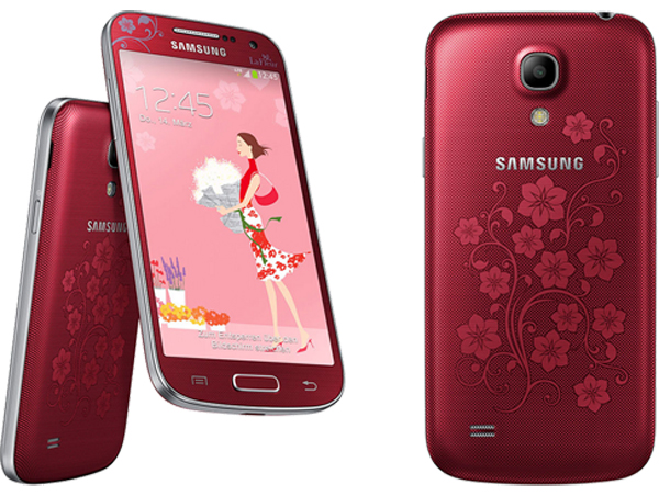 Samsung Galaxy S4 Mini La Fleur Edition Price in Saudi Arabia