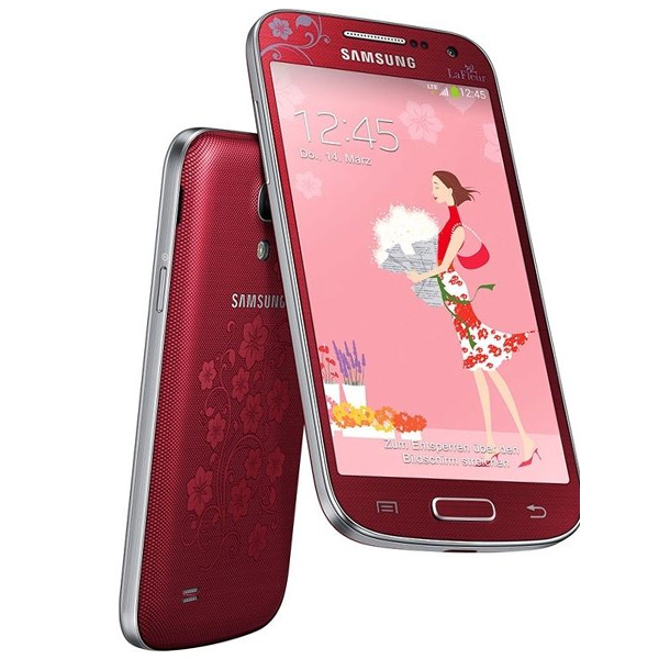 Samsung Galaxy S4 Mini La Fleur Edition Price