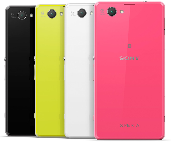 Sony Xperia Z1 Compact Price in Saudi Arabia
