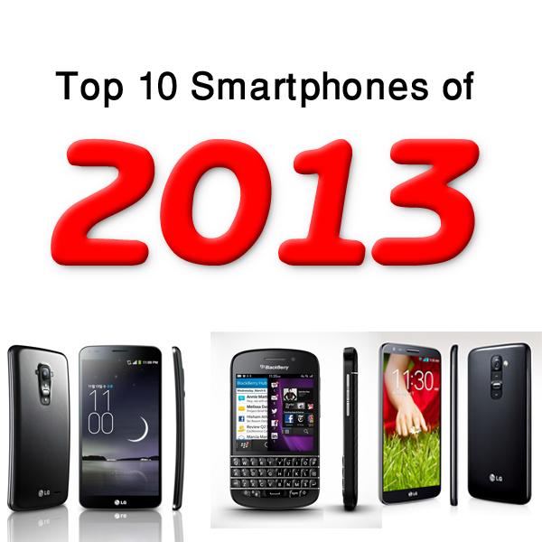 Top 10 Smartphones of 2013 in Saudi Arabia