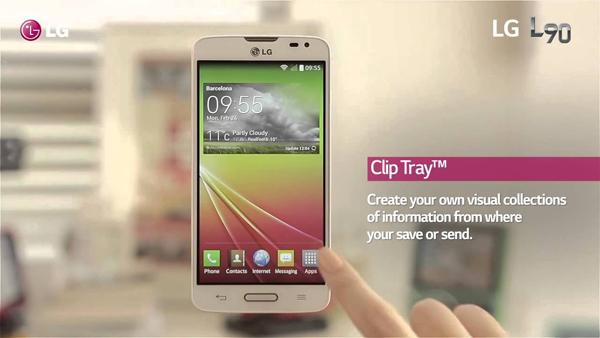 LG L90 Mobile Price