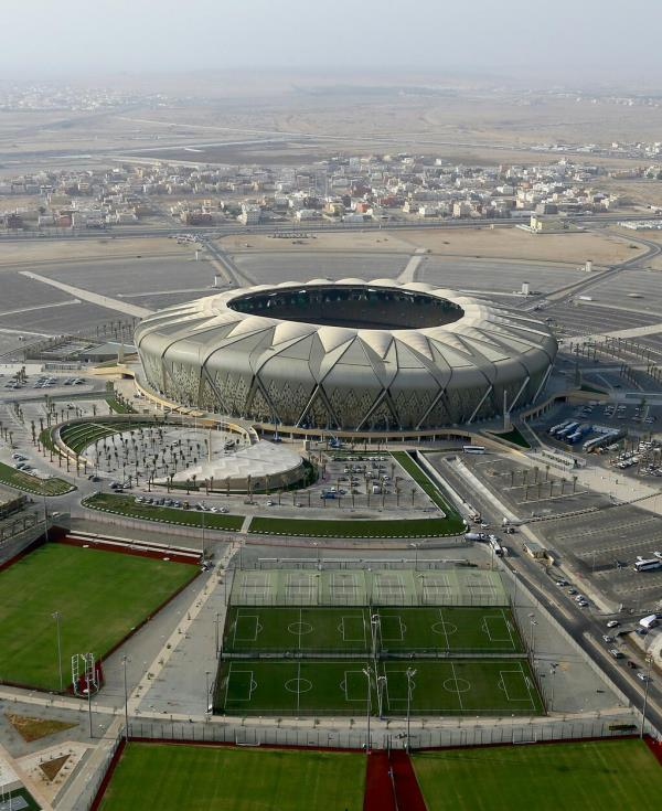 King Abdullah Sports City Photos Jeddah