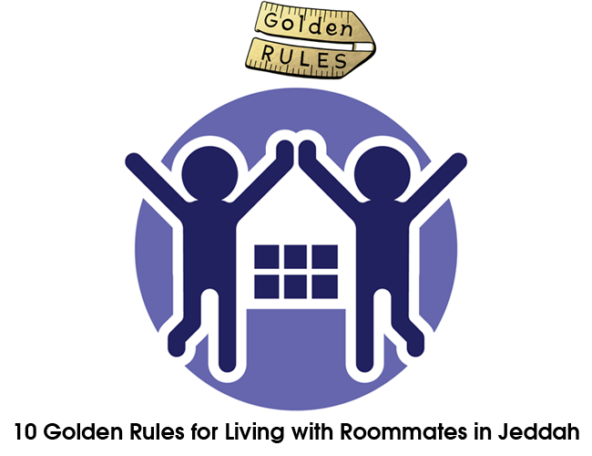 10 Golden Rules for Living with Roommates in Jeddah